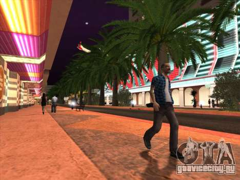 Ultimate Graphics Mod 2.0 для GTA San Andreas второй скриншот