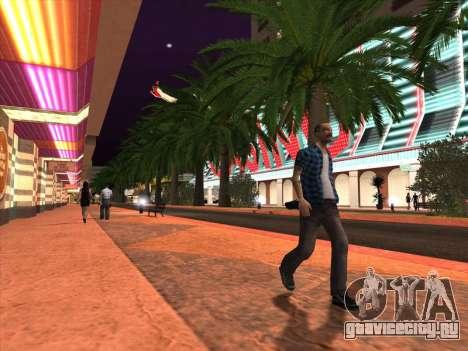 Ultimate Graphics Mod 2.0 для GTA San Andreas второй скриншот