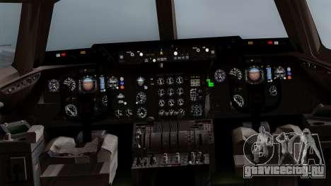 DC-10-30 Martinair для GTA San Andreas вид изнутри