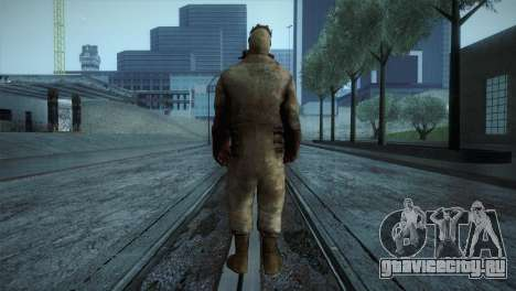 Order Soldier3 from Silent Hill для GTA San Andreas третий скриншот