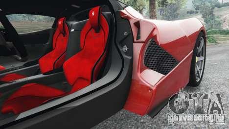 Двигатель Ferrari LaFerrari 2015 v0.5 для GTA 5