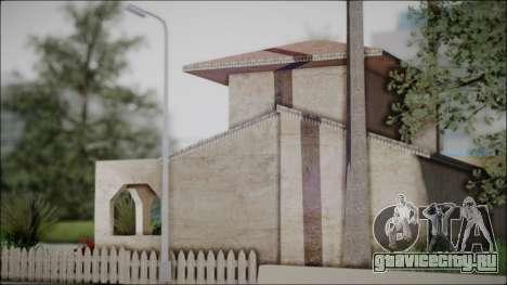 ENB KISEKI V3 для GTA San Andreas четвёртый скриншот