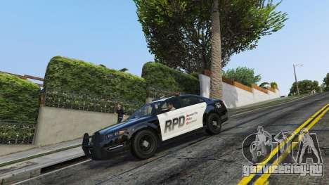 Raccoon City Vehicles для GTA 5 второй скриншот