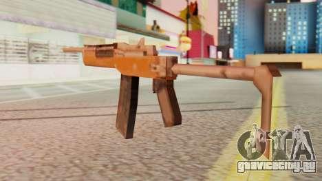 Ruger для GTA San Andreas второй скриншот