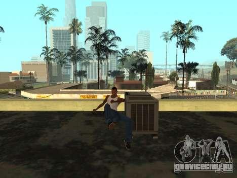 Анимации из GTA Vice City для GTA San Andreas шестой скриншот