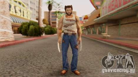Wolverine v2 для GTA San Andreas второй скриншот