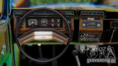 Ford F-150 1984 Final для GTA San Andreas вид сзади