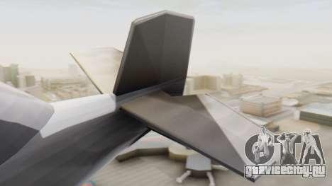Cropduster-Гидроплан v1.0 для GTA San Andreas вид сзади слева