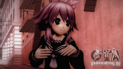 Natsumi для GTA San Andreas