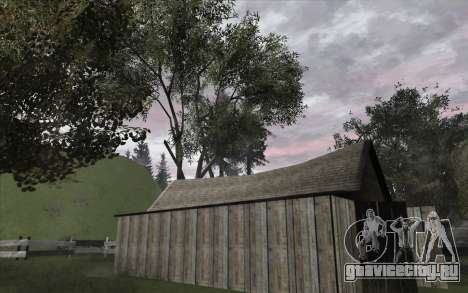 Деревья из WarFace для GTA San Andreas второй скриншот