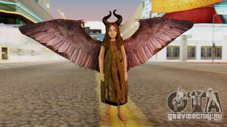Malefica Child для GTA San Andreas второй скриншот