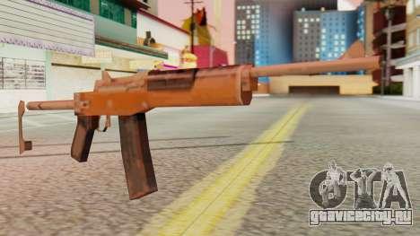 Ruger для GTA San Andreas