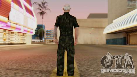 Old Wmyammo для GTA San Andreas третий скриншот