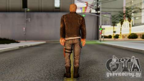 [DR3] Chuck Greene для GTA San Andreas третий скриншот