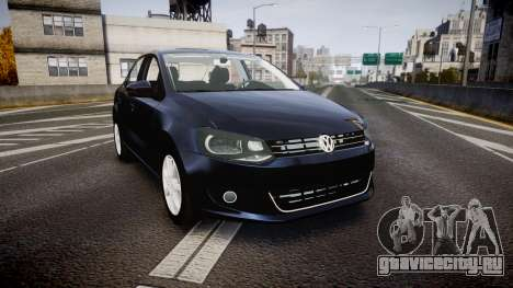 Volkswagen Polo для GTA 4