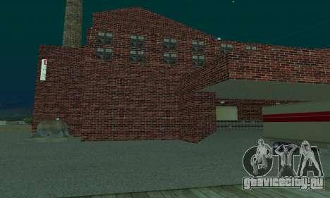 Нефтяная компания Лукойл для GTA San Andreas второй скриншот
