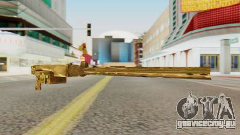 MG-81 from Hidden and Dangerous 2 для GTA San Andreas