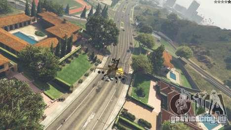 Realistic rocket pod 2.0 для GTA 5 девятый скриншот