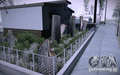 New Santa Maria Beach для GTA San Andreas десятый скриншот
