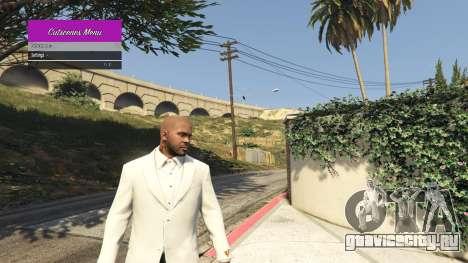 Менеджер кат-сцен для GTA 5 второй скриншот
