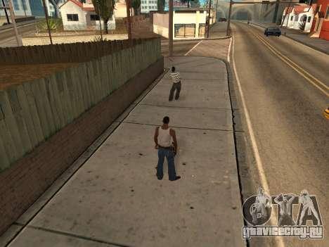 Анимации из GTA Vice City для GTA San Andreas десятый скриншот
