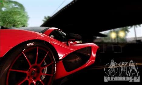 Inul ENB для GTA San Andreas