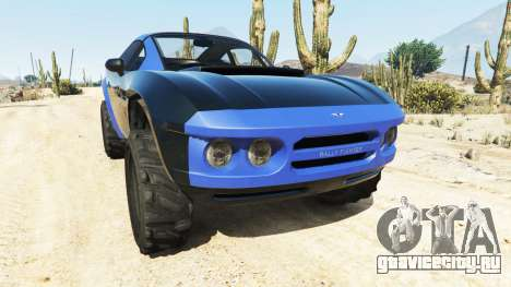 Coil Brawler Local Motors Rally Fighter для GTA 5