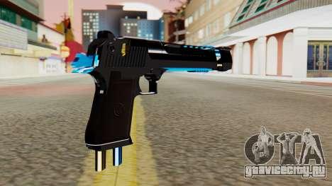 Fulmicotone Desert Eagle для GTA San Andreas второй скриншот
