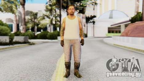 [GTA5] The Lost Skin6 для GTA San Andreas второй скриншот