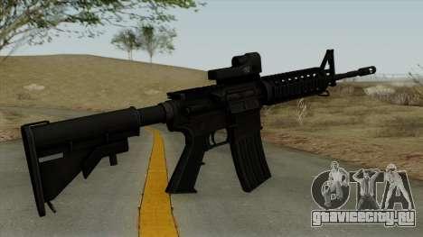 AR-15 Trijicon для GTA San Andreas второй скриншот