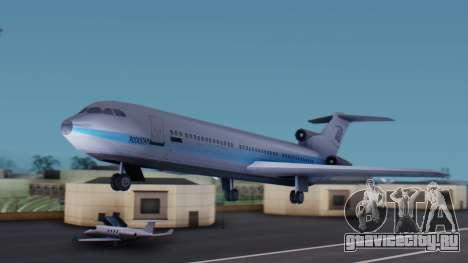 DMA Airtrain from GTA 3 v1.0 для GTA San Andreas