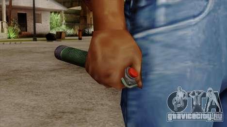 Original HD Bomb Detonator для GTA San Andreas третий скриншот