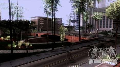 New Glen Park для GTA San Andreas третий скриншот