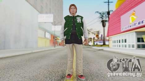 [GTA5] Families Member для GTA San Andreas второй скриншот