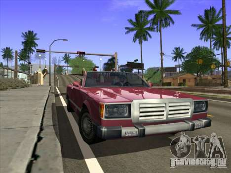 Ultimate Graphics Mod 2.0 для GTA San Andreas третий скриншот