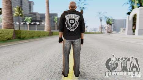 [GTA5] The Lost Skin5 для GTA San Andreas третий скриншот