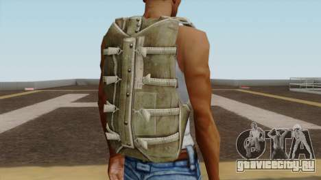 Original HD Parachute для GTA San Andreas третий скриншот