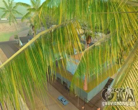 Пальмы из Crysis для GTA San Andreas второй скриншот