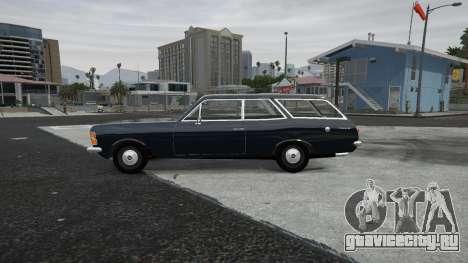 Chevrolet Caravan 1975 1.1 для GTA 5 вид слева