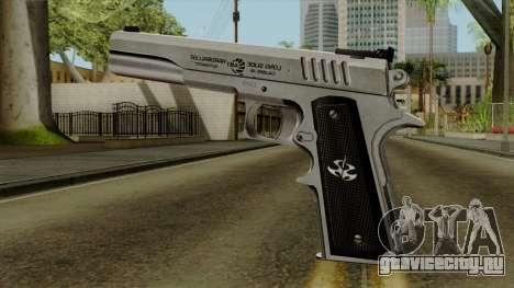 Original HD Colt 45 для GTA San Andreas второй скриншот