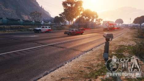 Полицейский радар v1.1 для GTA 5