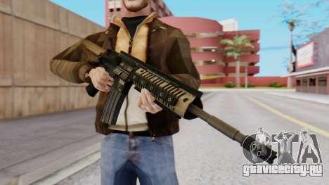 M4A1 Magpul для GTA San Andreas второй скриншот