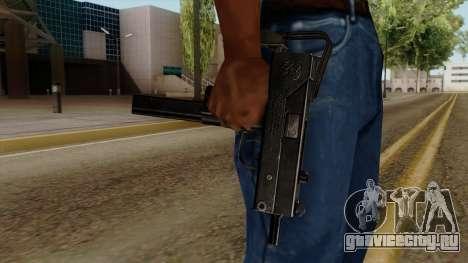 Original HD Micro SMG для GTA San Andreas третий скриншот