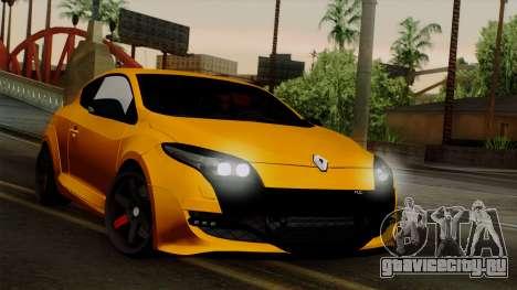 Renault Megane Sport HKNgarage для GTA San Andreas