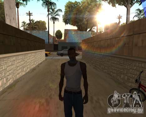 Солнце из GTA 5 Final для GTA San Andreas второй скриншот