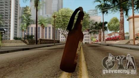 Original HD Molotov Cocktail для GTA San Andreas второй скриншот
