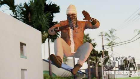 [BF Hardline] Gang Enforcer для GTA San Andreas