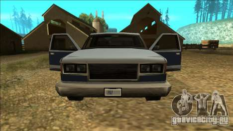 New Yosemite v2 для GTA San Andreas колёса