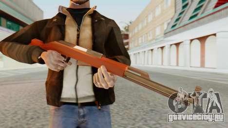 SKS SA Style для GTA San Andreas третий скриншот