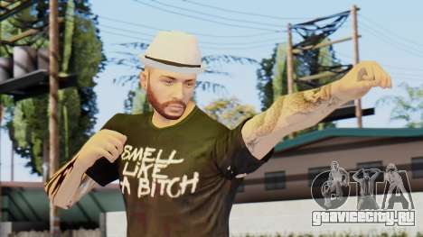 Personalized Skin from GTA Online для GTA San Andreas